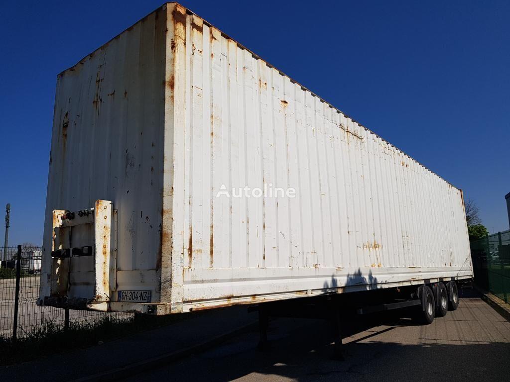KÖGEL Van Trailer semirremolque furgón
