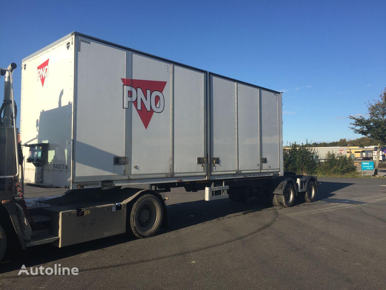 DENNISON LINK BOX OPENSIDE semirremolque furgón