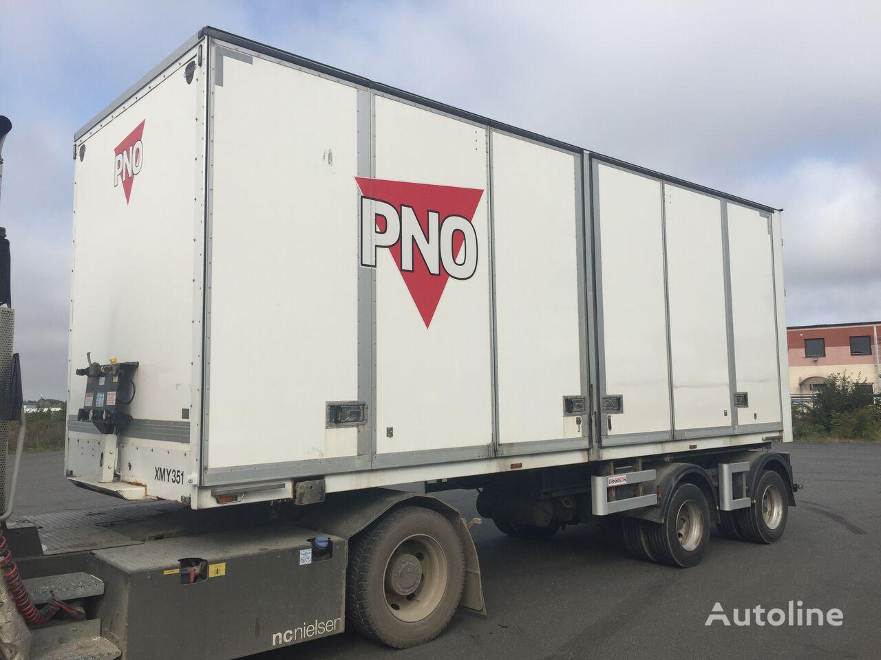 DENNISON LINK BOX OPENSIDE - XMY351 semirremolque furgón
