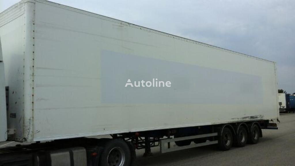 FRUEHAUF Van Trailer semirremolque furgón