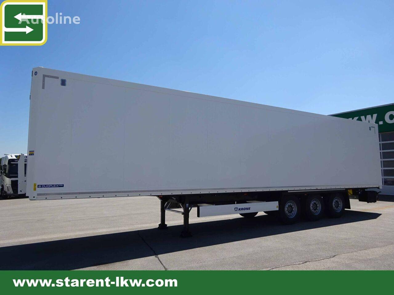 KRONE Trockenfrachtkoffer, Doppelstock, Liftachse  semirremolque furgón nuevo