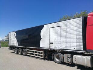 MERKER M300 14 MT  FURGONE / VAN ALLUMINIO, FRENI A DISCO, STERZANTE semirremolque furgón