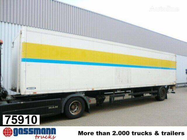 MSK / 10-9 semirremolque furgón