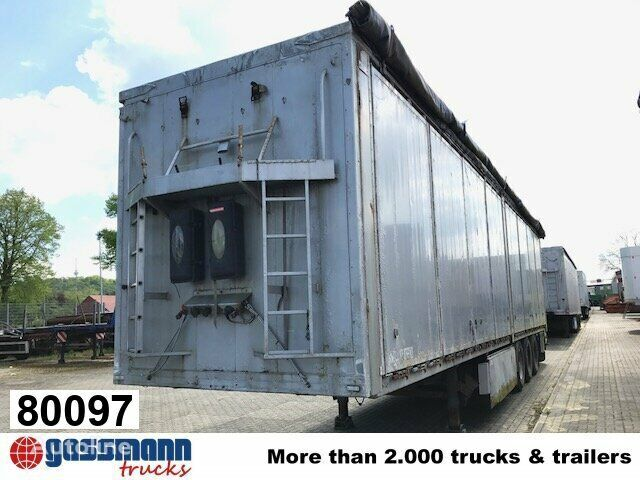 REISCH RSBS-35/24 PV semirremolque furgón