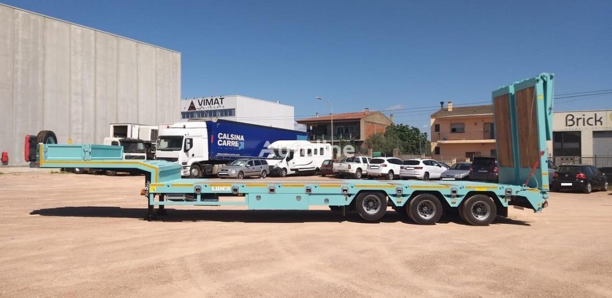semirremolque góndola rebajada LIDER trailer HARDOX 450 nuevo