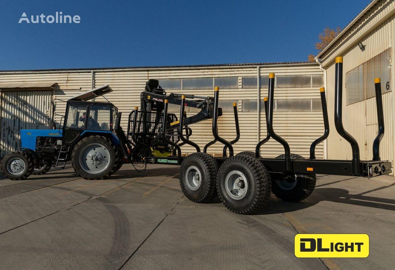 DLight Forester semirremolque maderero nuevo