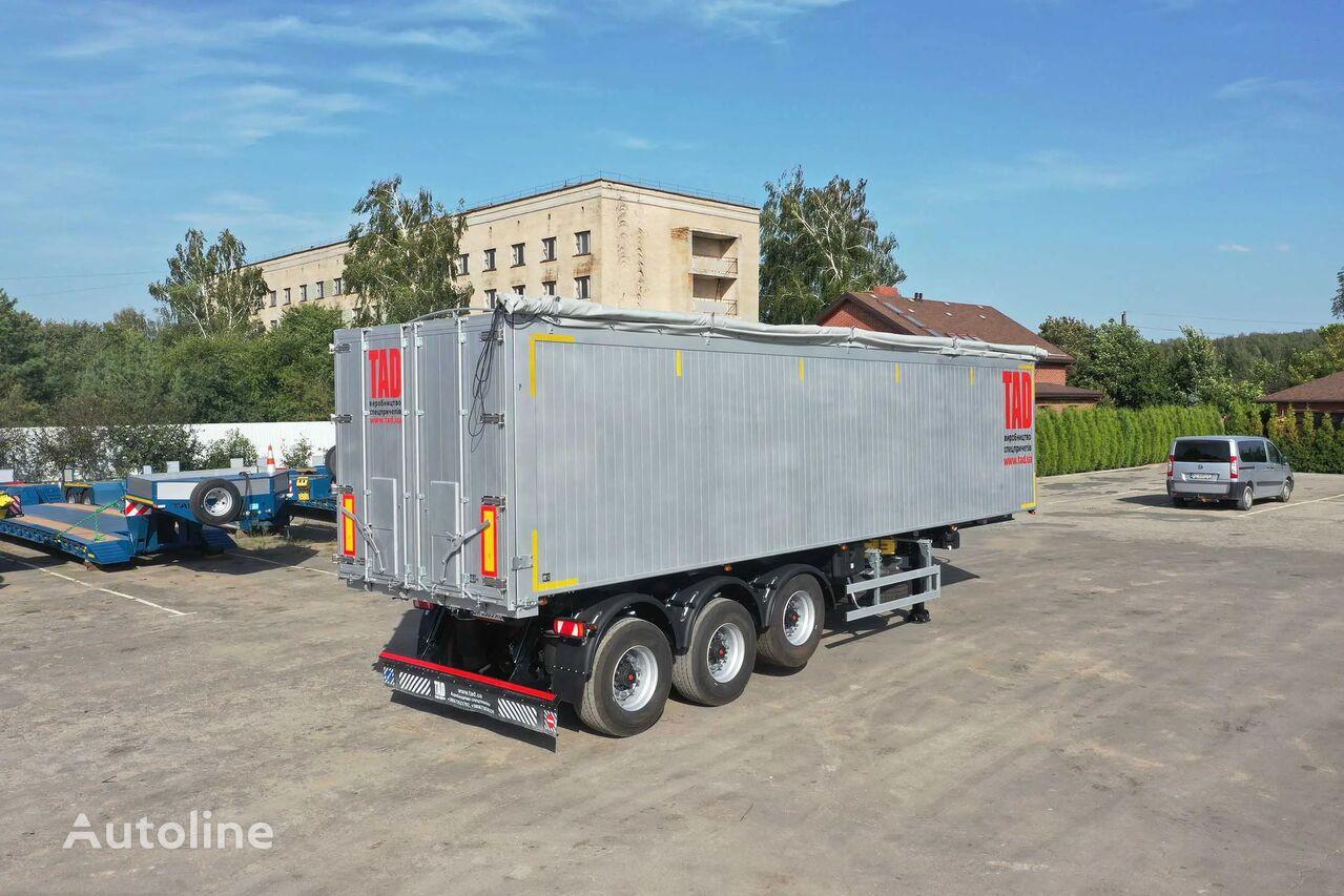 TAD AGRO 55-3 semirremolque para transporte de grano nuevo