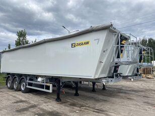 ZASŁAW 61,4 м3 / 6 620 тара /  гарантія 2 роки semirremolque para transporte de grano nuevo