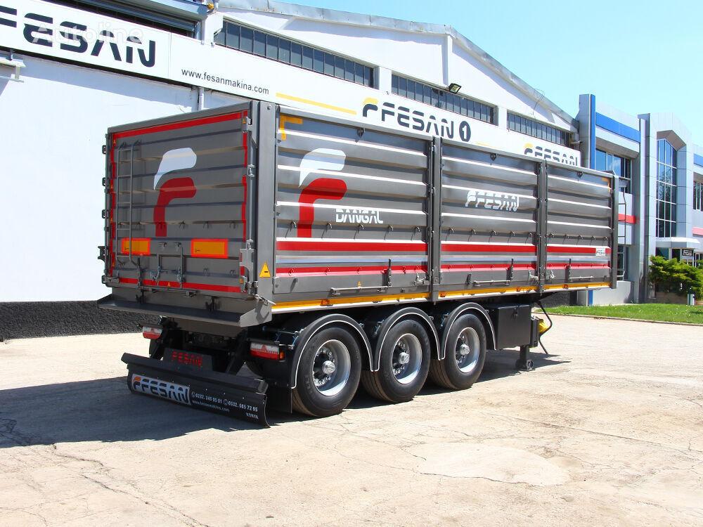 FESAN FE - ZERNOVOZ semirremolque para transporte de grano nuevo