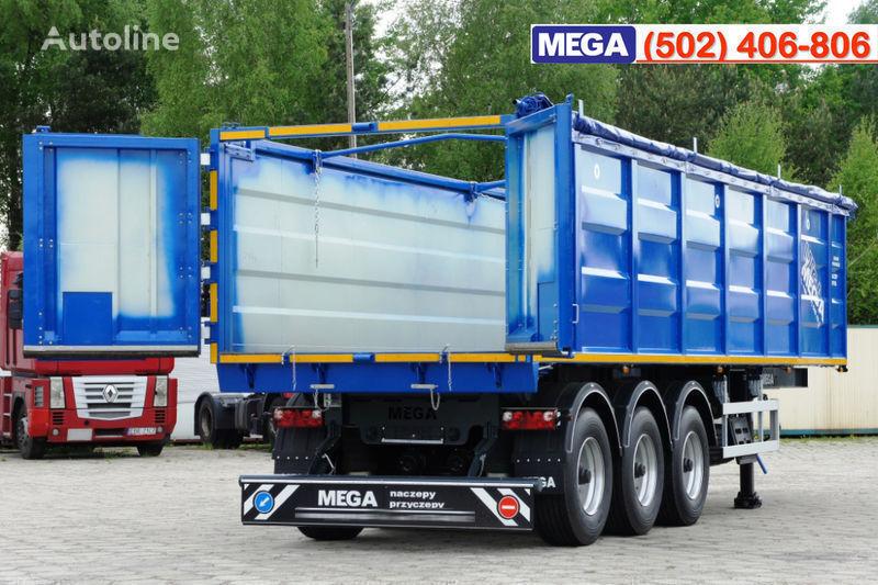MEGA 38/10200 KD pama k tyagachu 6x4 semirremolque para transporte de grano nuevo