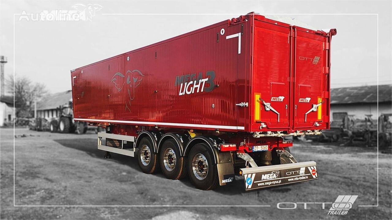 MEGA 50 - 55 - 60 Light3 semirremolque para transporte de grano nuevo