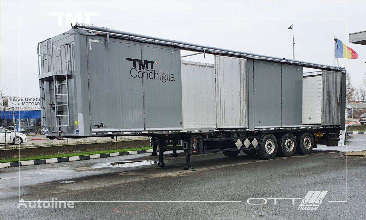 T.M.T. Costruzioni Conchiglia 38A1 semirremolque piso móvil nuevo