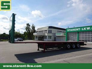 BERGER BERGER Plateautrailer Light Coil SAF–Achsen, XL-Zertifikat  semirremolque plataforma
