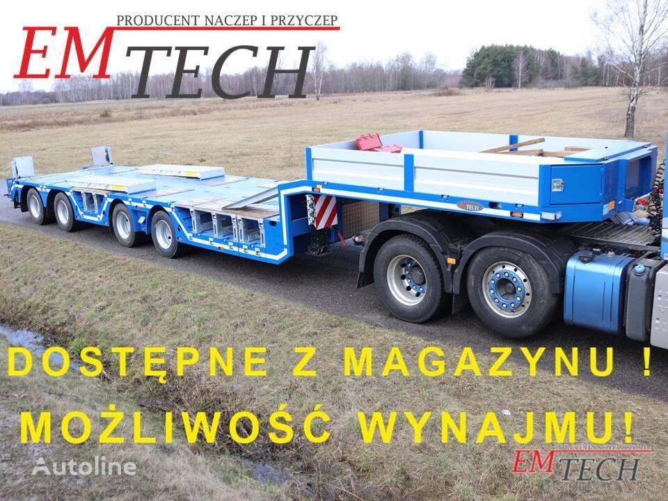 EMTECH 4.NNZ-1R-2N (NA) semirremolque plataforma nuevo
