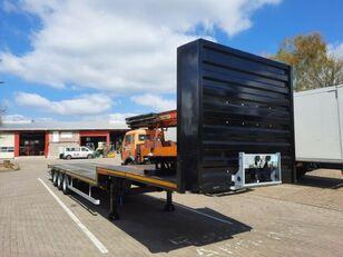 KASSBOHRER Jumbo Stufensattel mit Twistlocks Container semirremolque plataforma nuevo