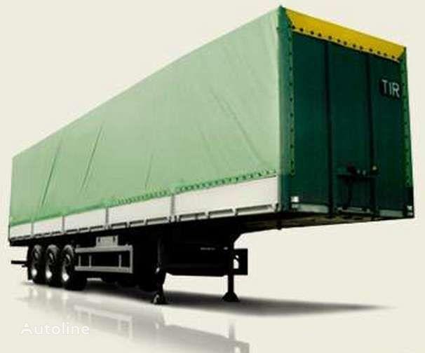 MAZ 975800 semirremolque plataforma nuevo