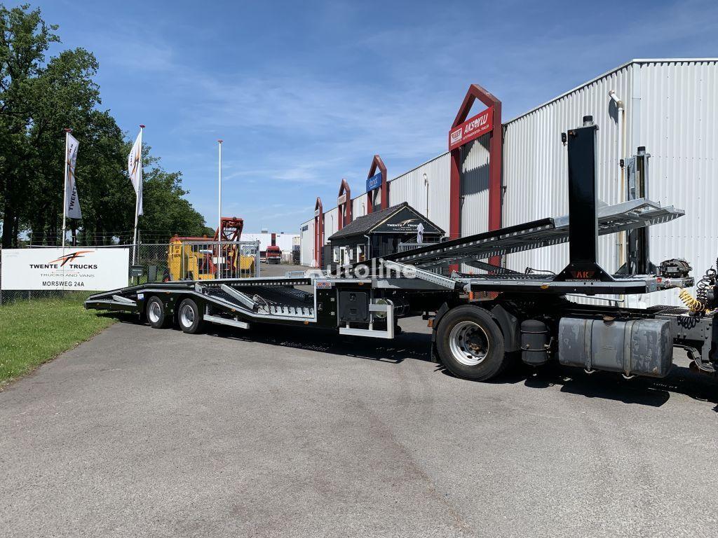 Aksoylu Car transporter 6 Loader extendable on stock semirremolque portacoches