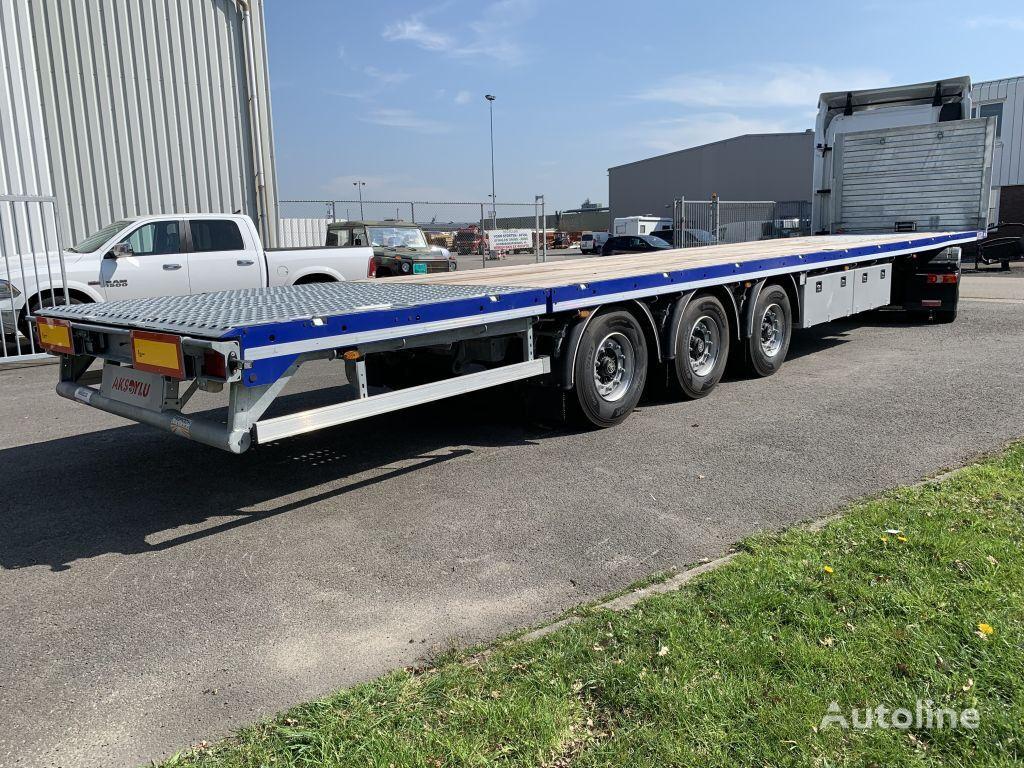 Aksoylu Semi car / camper transporter NEW NIEUW AKSOYLU Mega ex semirremolque portacoches nuevo