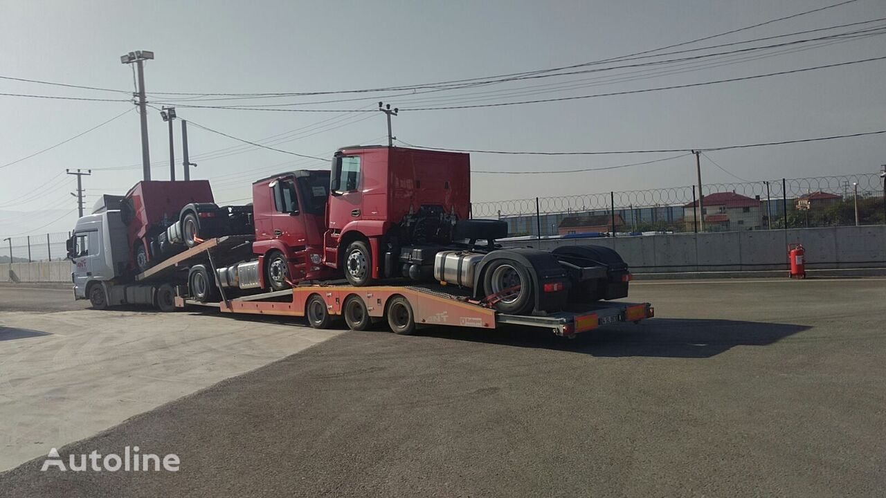 Kalepar KLP 334V2 Truck Carrier semirremolque portacoches nuevo