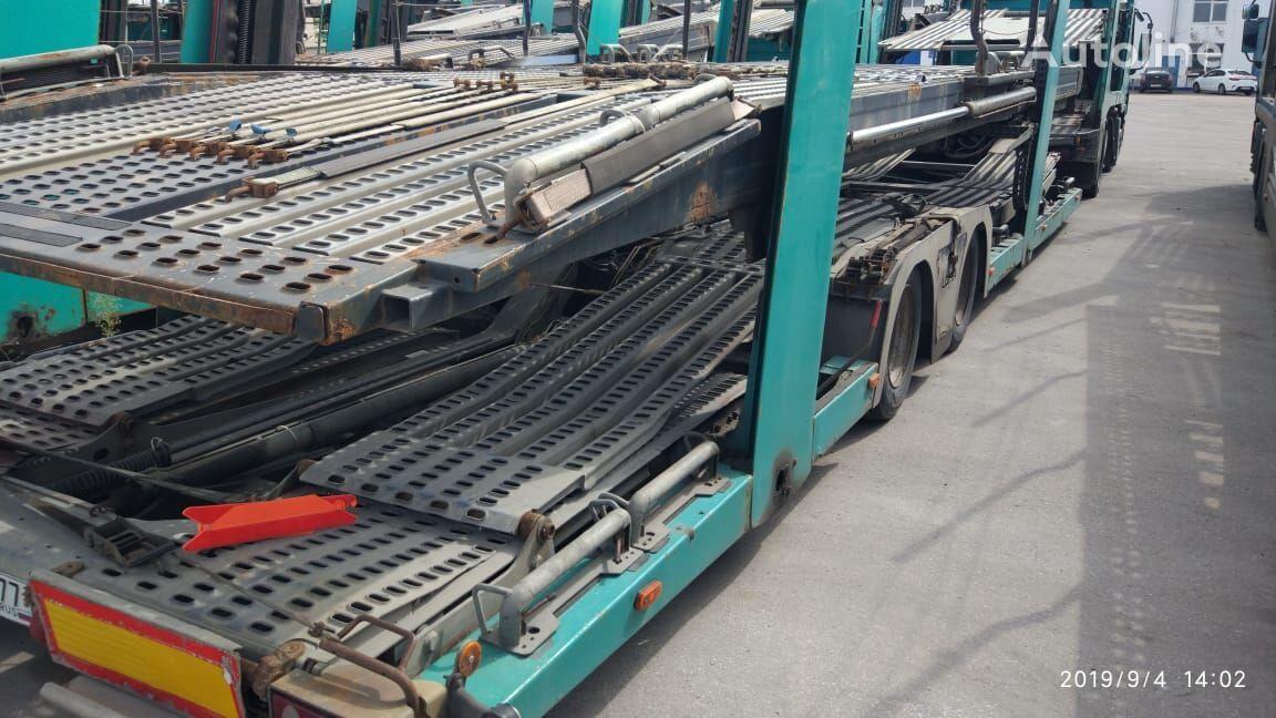 semirremolque portacoches LOHR Eurolohr 1.21 (galvanised frame)