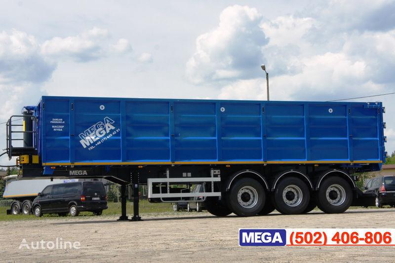 MEGA 38/10200 KD pama k tyagachu 6x4 semirremolque transporte de grano nuevo
