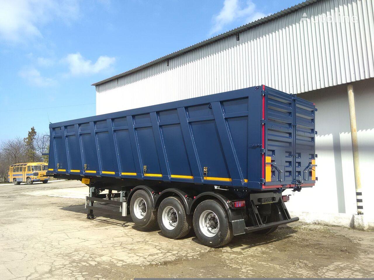 semirremolque transporte de grano VARZ NPS-2750P nuevo