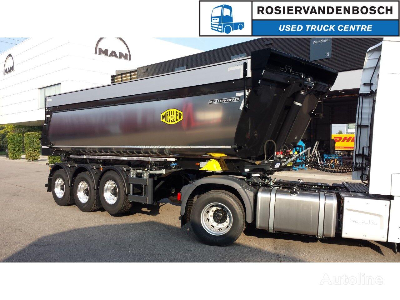 MEILLER MHPS 44/4 Geïsoleerde asfaltkipper Geïsoleerde asfaltkipper met semirremolque volquete nuevo