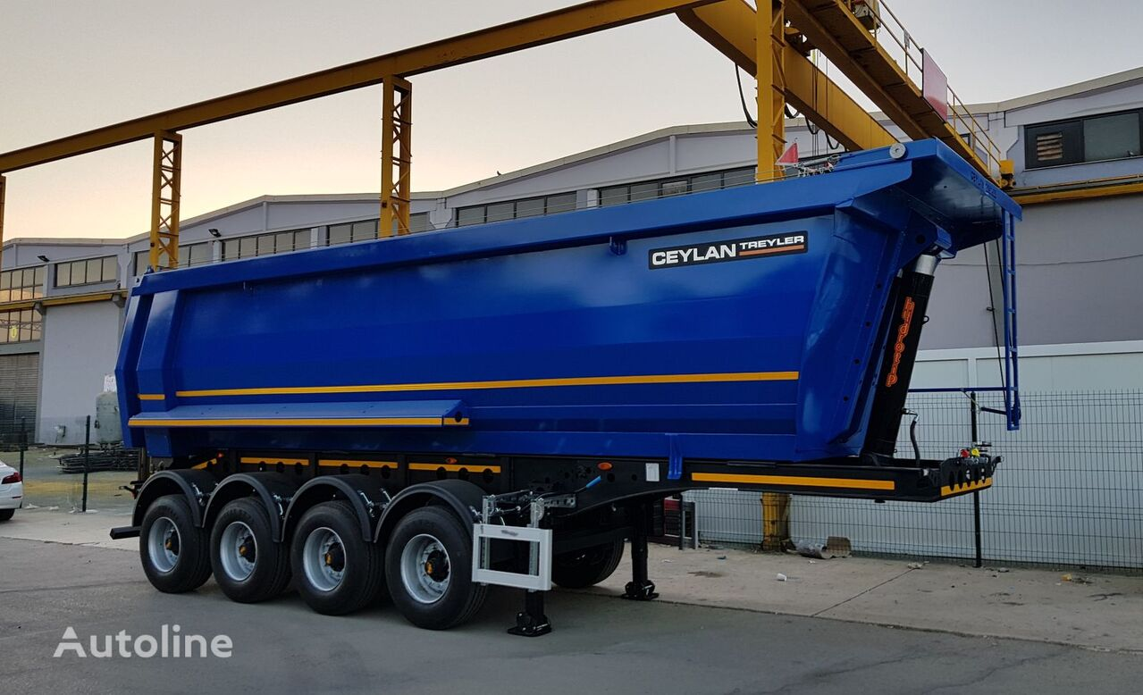 CEYLAN 35-40 M3 Made for Africa semirremolque volquete nuevo