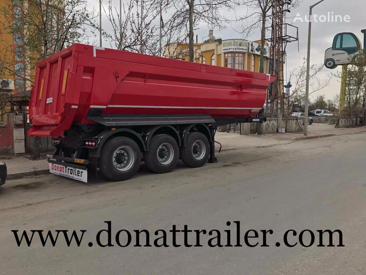 DONAT Hardox Tipper Semitrailer semirremolque volquete nuevo