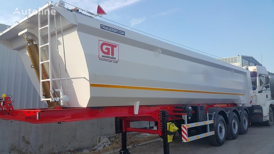 GURLESENYIL tipper semi trailers  semirremolque volquete nuevo