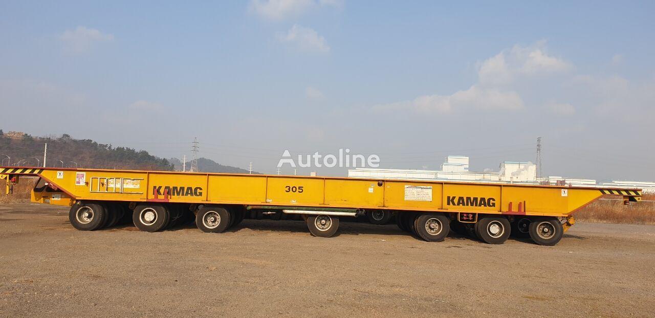 KAMA Kamag Transporter transportador modular autopropulsado