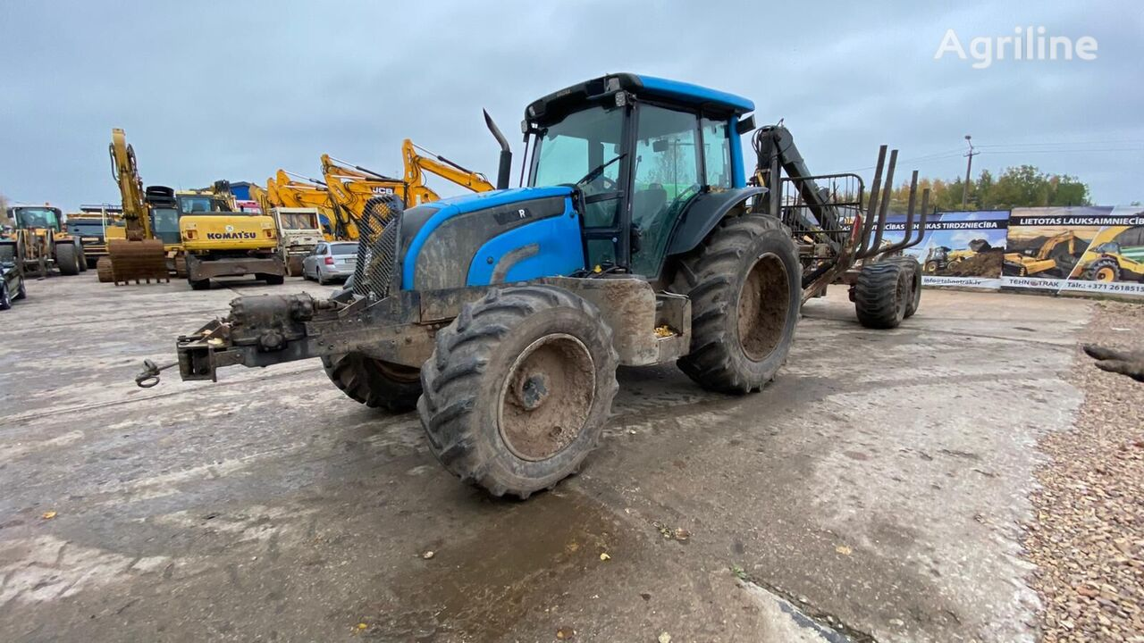 VALTRA N101 CCR tractor forestal