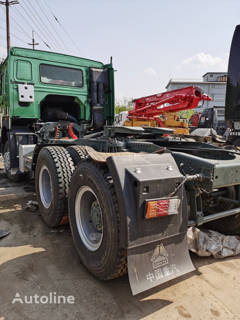 HOWO 420 tractora