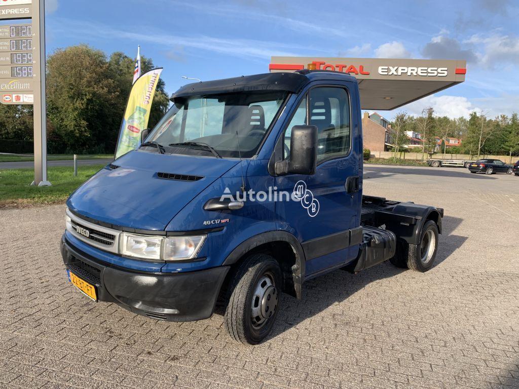 IVECO 40c17 40C17 HPT Combi APK/TUV tot 04-2022 tractora