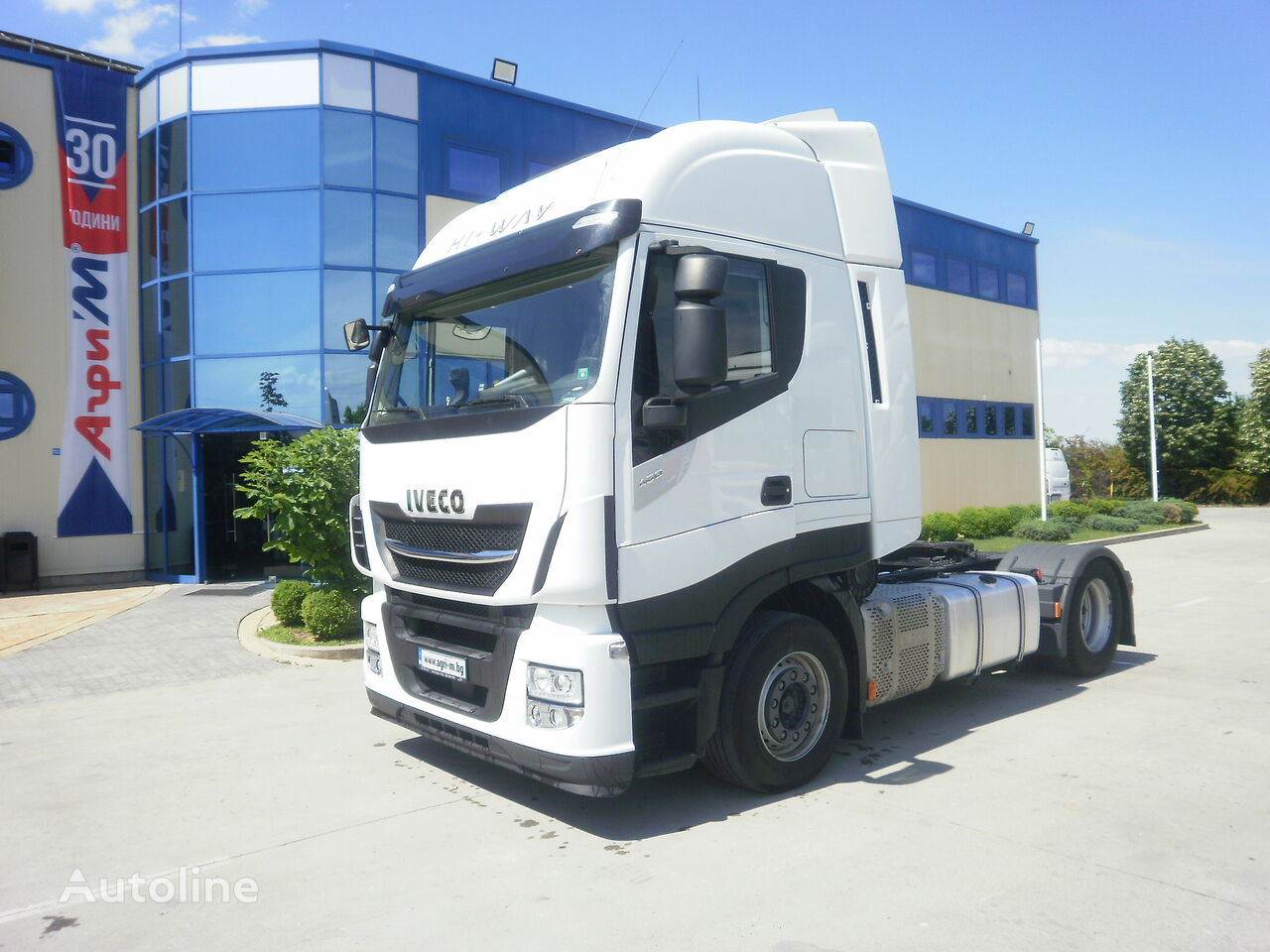 IVECO AS440TP tractora