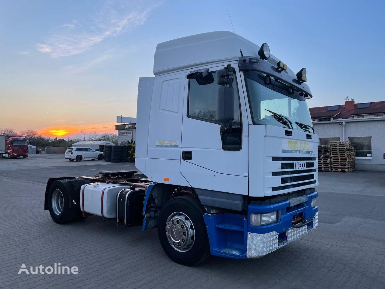 IVECO EuroStar 420 tractora