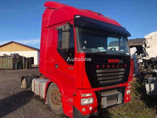 IVECO STRALIS 430 * FOR PARTS * tractora