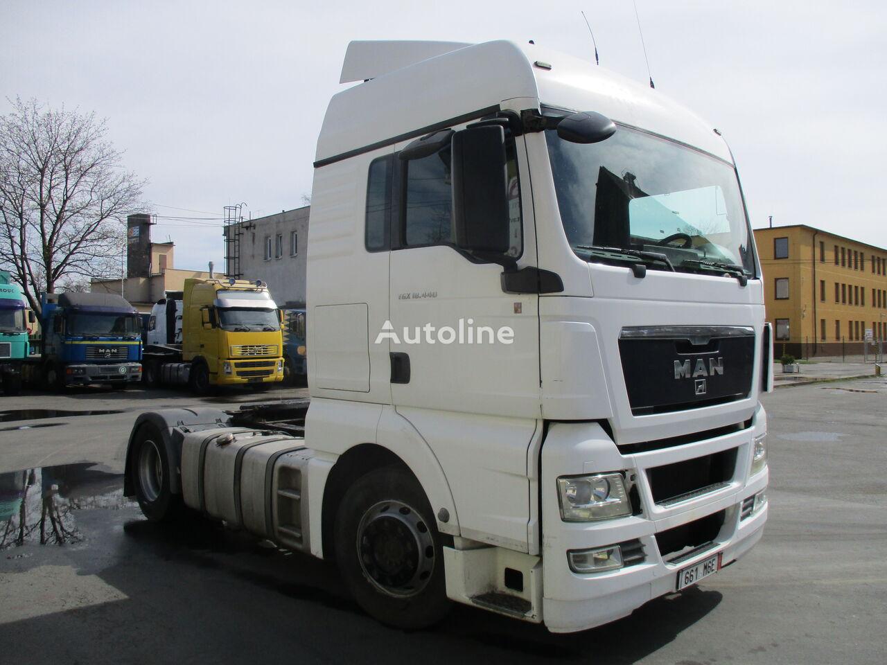 MAN TGX 18.440 tractora