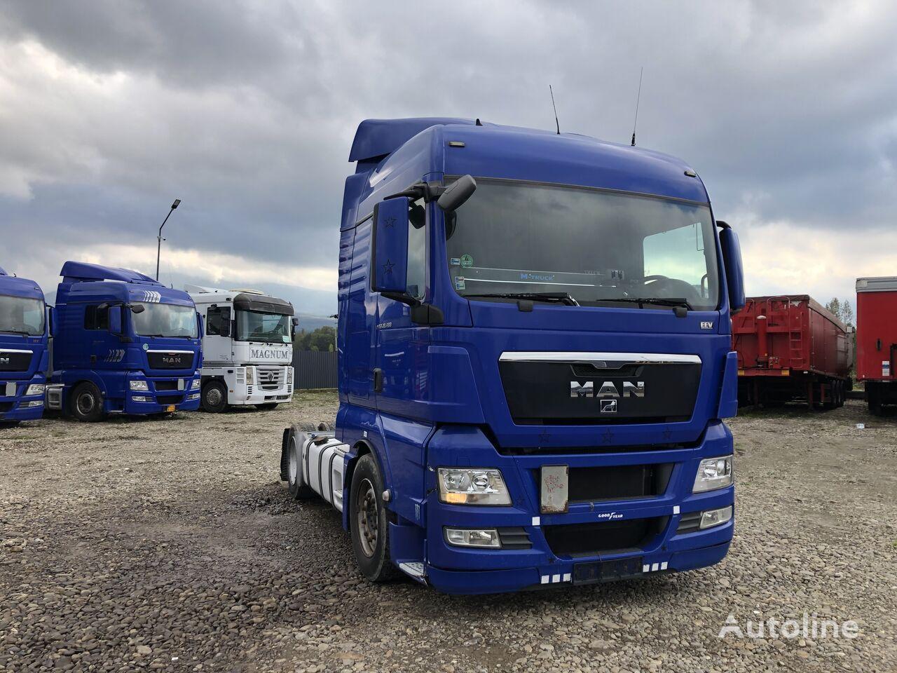 MAN TGX 18.480 tractora