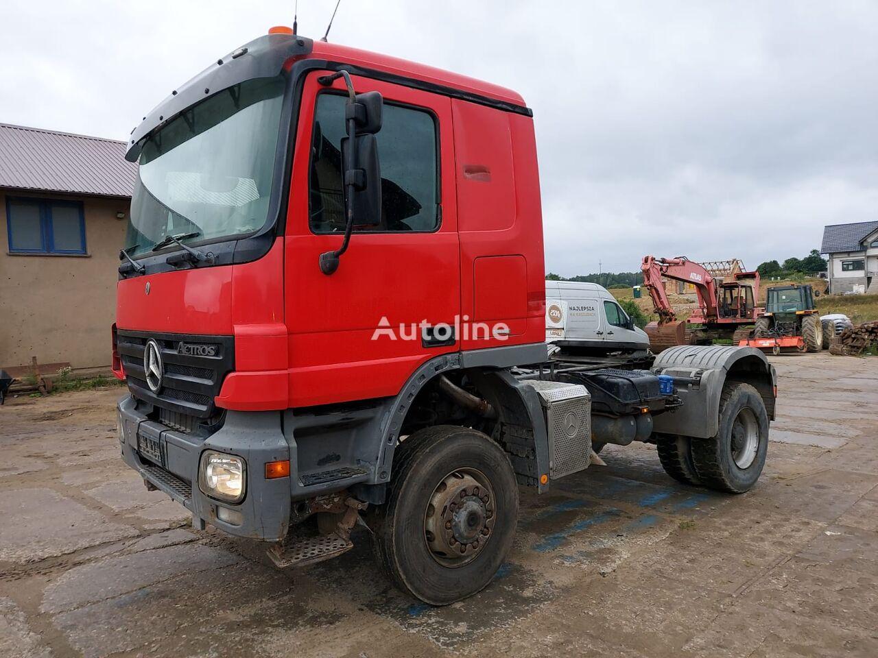 MERCEDES-BENZ Actros 2041   4X4 tractora