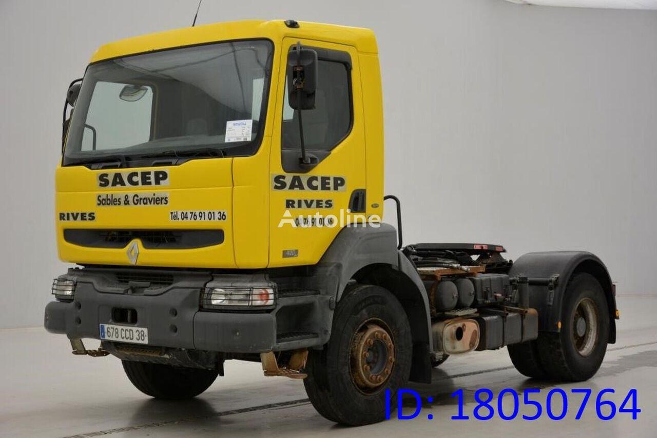 RENAULT KERAX 420 DCI tractora