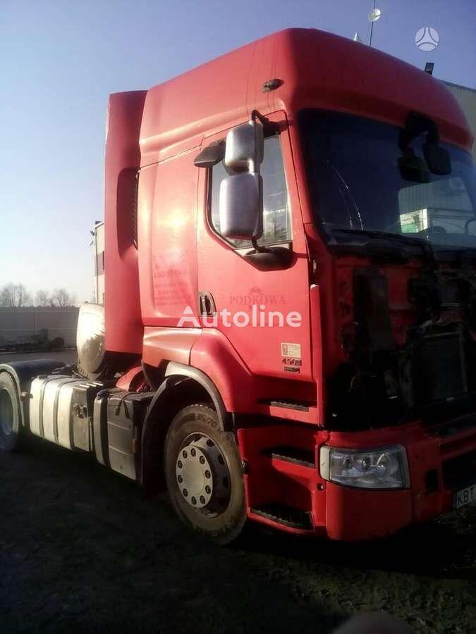 RENAULT Premium tractora para piezas