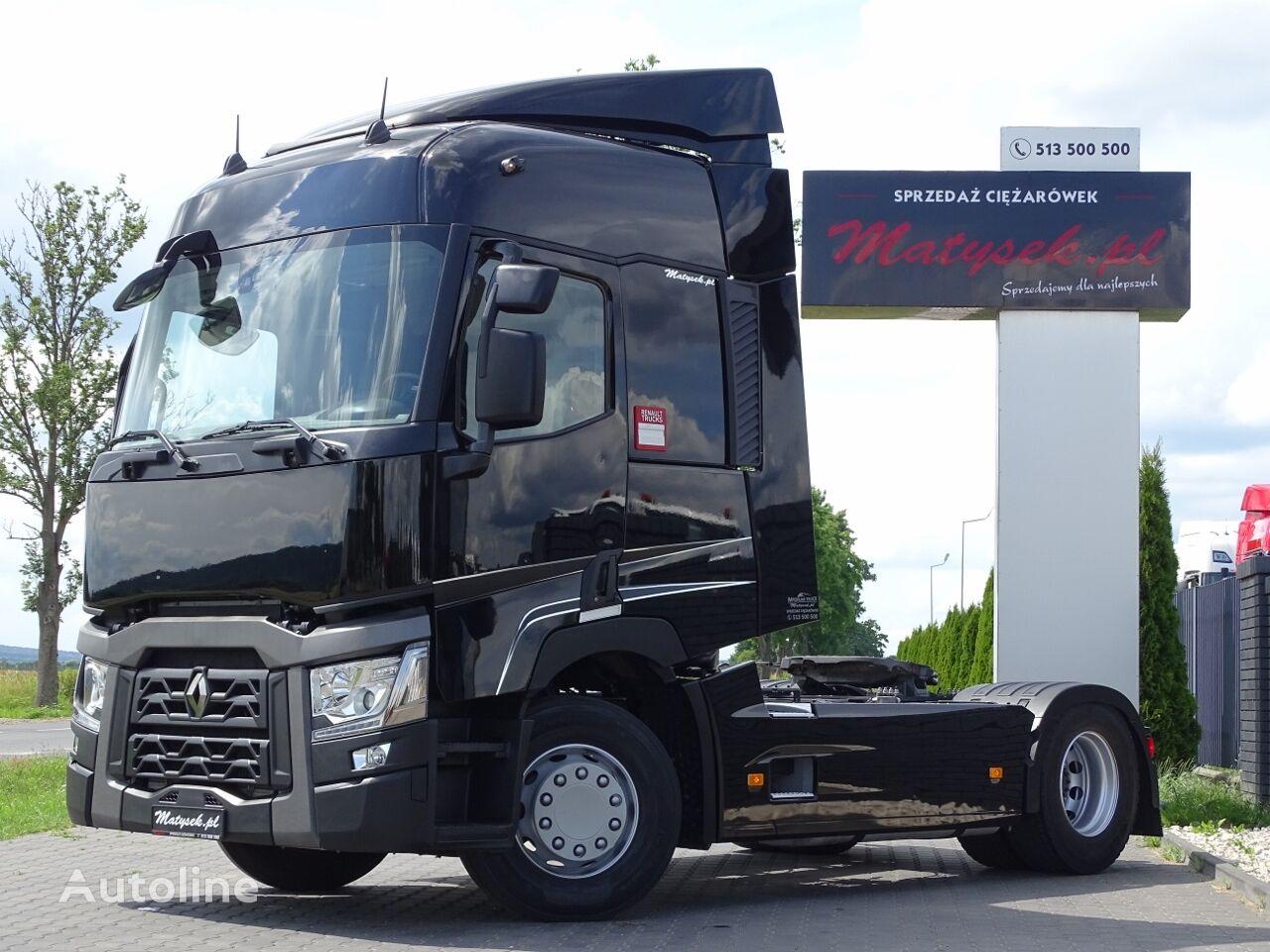 RENAULT T 460 / ACC / EURO 6 / LOW MILEAGE - 207 000 KM / 12.2016 /  tractora