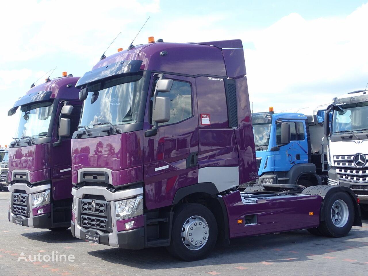 RENAULT T 480 / HIGH SLEEPER CAB / ACC / 13 LITERS / 364 000 KM / tractora