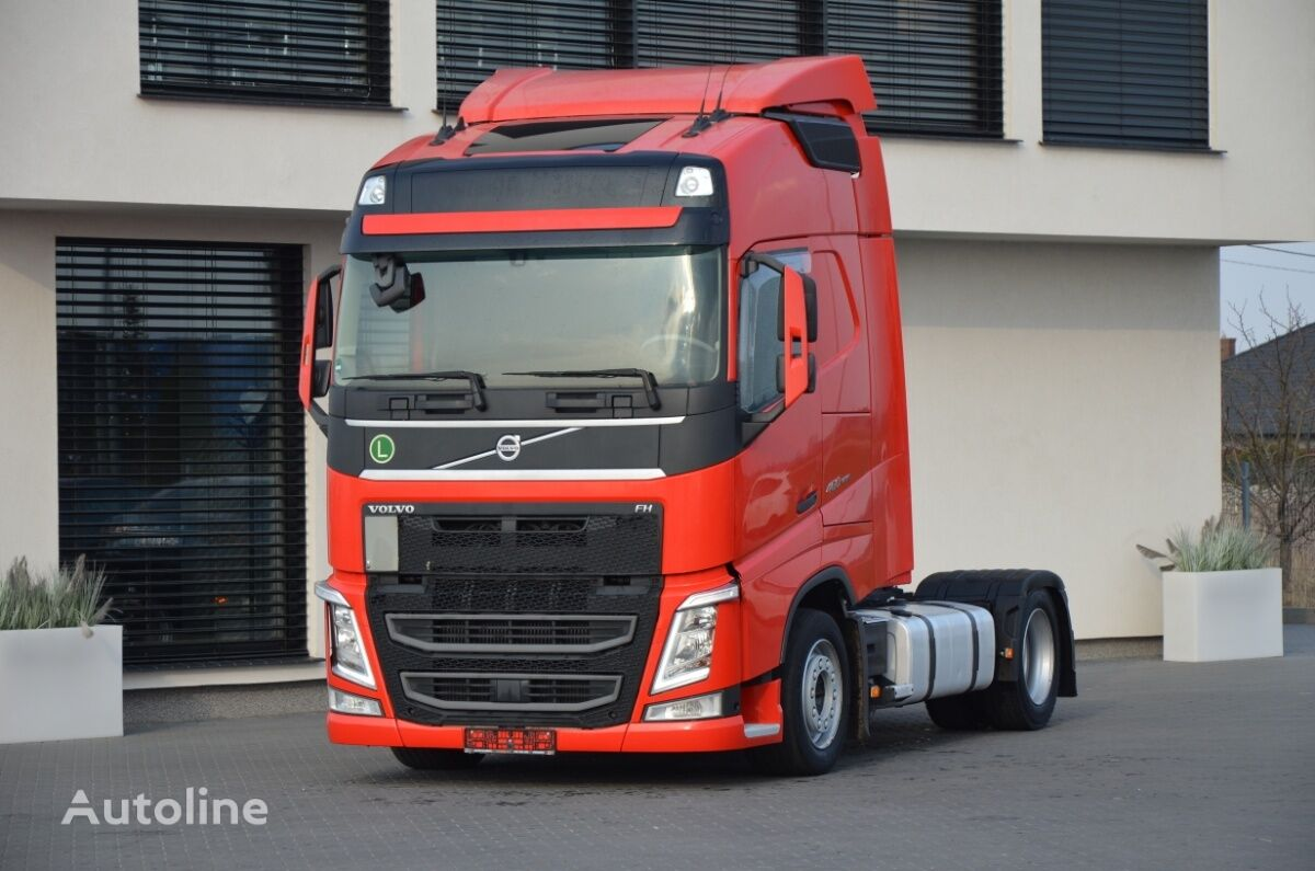 VOLVO  FH 460 2016r MEGA KLIMA POS. ACC FULL DE 593 tractora