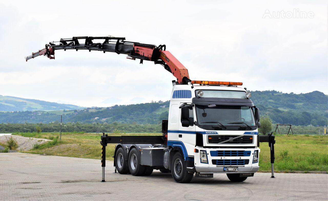 VOLVO FM 440 * PK 29002 + JIB PJ 056A + FUNK / 6x4 tractora