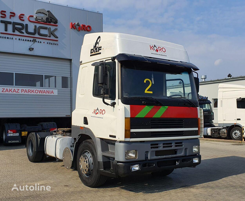 DAF CF 85 380, Steel/Air, Manual , EURO 2 tractora