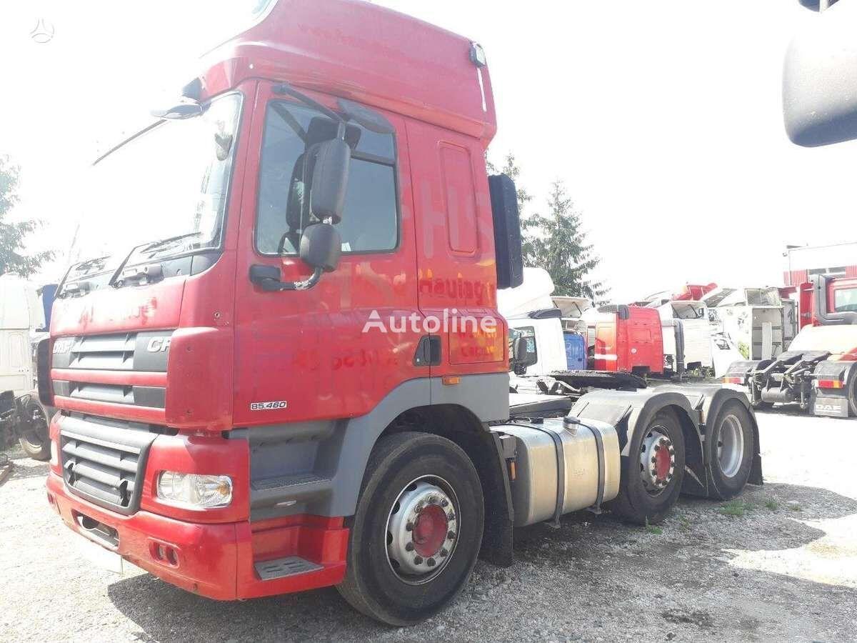 DAF CF 85, semi-trailer trucks tractora para piezas