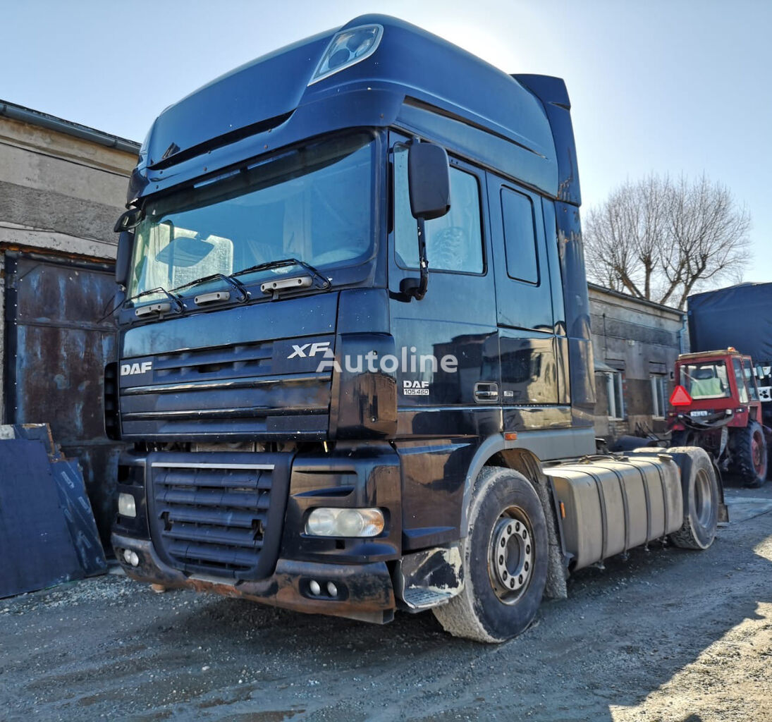 DAF FT XF 105.460T tractora
