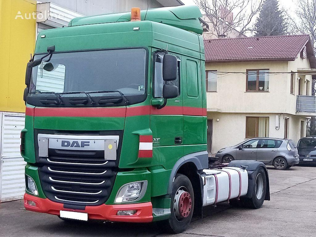 DAF XF 105 460,Standklimaanlage, Euro-6 tractora